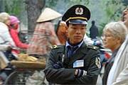 Полицейские охраняют покой туристов. // fedpress.ru