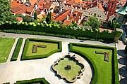 Туристы снова могут посетить Южные сады. // hrad.cz