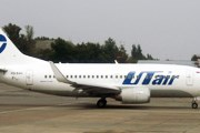 Самолет авиакомпании UTair // Travel.ru