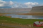 Красоты Исландии можно увидеть из окна самолета. // Travel.ru