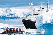 В 2011 году 58 россиян приняли участие в арктических круизах. // Poseidon Expiditions