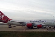 Самолет Virgin Atlantic // Travel.ru
