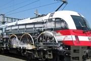 Ретролокомотив австрийских железных дорог // oebb.at