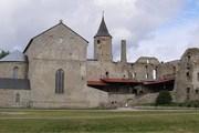 Фестиваль в замке Хаапсалу посвящен привидению. // Wikipedia