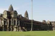 Часть храмового комплекса Ангкор-Ват // Wikipedia