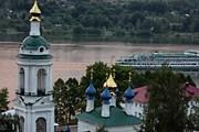 Плес может принимать яхты и катера. // Travel.ru