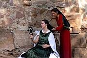 Во время экскурсий участникам представят сцены из средневековой жизни. // elbloginfantil.com