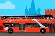 По Москве начнут курсировать двухэтажные экскурсионные автобусы. // marker.ru