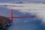 Достопримечательности Сан-Франциско привлекают туристов. // Airpano.ru