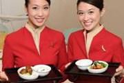 Китайские блюда от лучших поваров – для клиентов Cathay Pacific. // cathaypacific.com