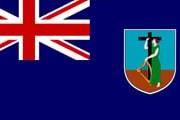 Карибский остров Монтсеррат - заморская территория Великобритании.