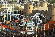 Проект парка Yas Waterworld Abu Dhabi // chatru.com