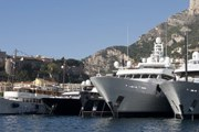 На шоу соберутся самые лучшие яхты мира. // monacoyachtshow.com