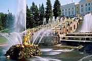 Каждый сезон Петергоф предлагает туристам новинки. // spbmuzei.ru