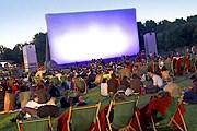 В саду Баумана посетителям покажут кино. // paris-lifestyle.ru