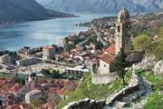 Старая часть Котора находится под охраной ЮНЕСКО. // montenegromap.net