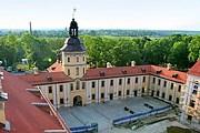 В замке могут ограничить число посетителей. // belarus.by