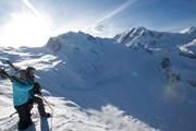 В Альпах выпал снег. // zermatt.ch