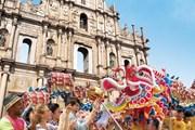 В Макао проводится много фестивалей.
