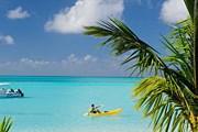 Багамы строят крупнейший курорт. // iStockphoto