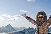 Доломиты радуют туристов скидками. // dolomitisuperski.com