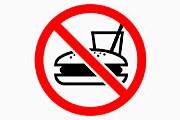 На улицах в центре Рима нельзя будет есть и пить. // tribefitness.com.au