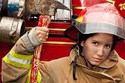 Туристов пригласят в пожарные команды. // iStockphoto / asiseeit