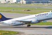 Самолет Lufthansa взлетает в Цюрихе. // Travel.ru