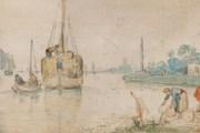 На выставке представлены работы художников Золотого века. // arts-museum.ru