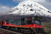 """""""Ледяной поезд"""" - одна из экскурсий. // turismo.gob.ec"""