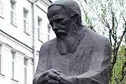 Памятник Ф.М.Достоевскому в центре Санкт-Петербурга // Дмитрий Казаков