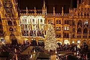 Рождественская ярмарка в Мюнхене. // heartofeuropeholidays.com