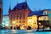 Отель будет расположен в центре города. // saga.ua