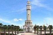 Высота башни - 25 метров. // MIGnews.com
