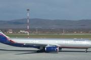 """Airbus A330 """"Аэрофлота"""" прибывает во Владивосток // Travel.ru"""