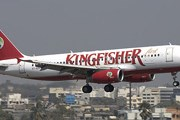Самолет Kingfisher Airlines // Airliners.net