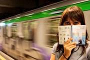 Пассажиры могут брать понравившиеся книги. // tafter.it