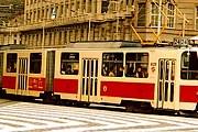 Исторический трамвайный маршрут восстановят в Праге. // ipernity.com