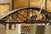 Проект моста был создан в 1502 году. // AFP