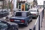 За лето границу пересекло 270 тысяч автомобилей. // ntktv.ru