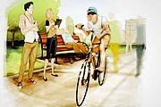 Велосипедистам станет комфортнее в Москве. // the-village.ru