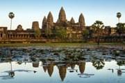 Камбоджа привлекает памятниками архитектуры.  // iStockphoto / Luciano Mortula