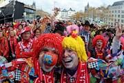 В Германии начались карнавалы. // itar-tass.com