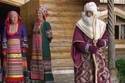 Тол-Бабай - удмуртский Дед Мороз. // rcto.ru