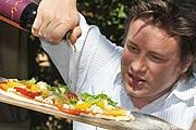 Джейми Оливер – один из самых популярных поваров в мире. // crazy-artists.ru