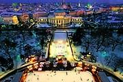 В центре Вены откроется каток. // wien.info