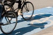 Поездки на велосипеде по Копенгагену все удобнее. // iStockphoto