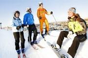 В Швеции - отличные условия для катания. // svea-tour.ru