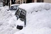 На Балканах обильные снегопады. // komonews.com