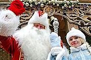 Туристы смогут совершить экскурсию в резиденцию Деда Мороза. // belta.by